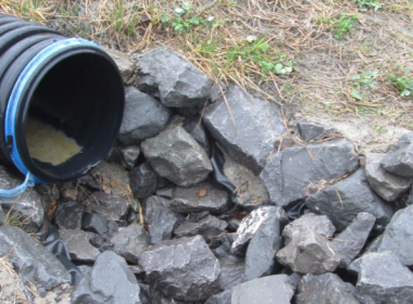 NPDES Permitting and Sampling in Kanawha County, West Virginia